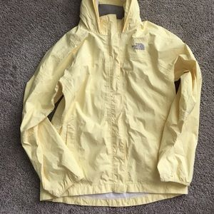 North Face Hyvent rain jacket